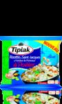 Risotto St Jacques fondue de poireaux Tipiak