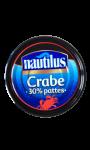 Crabe 30% pattes Nautilus