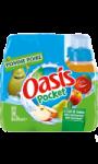 Boisson Pocket Pomme Poire Oasis