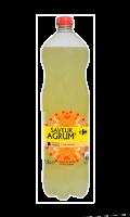 Soda saveur agrumes Carrefour
