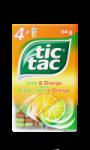 Tic Tac Orange Citron Vert