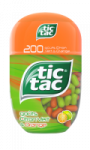 Bonbons Bottle Duo Citron Vert et Orange Tic Tac