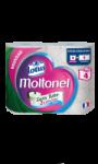 Papier Toilette Moltonel Style sans tube double rouleaux