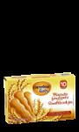 Biscuits bébé dès 10 mois Carrefour Baby