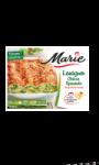 Lasagnes Chèvre Epinards Marie