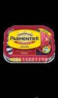 Sardines duo mer et terre chorizo Parmentier