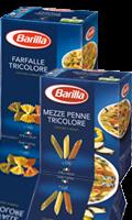Pâtes Tricolores Barilla