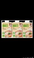 Riz cuisine bio Carrefour Bio
