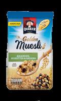 Céréales Muesli Amandes, noisettes & raisins Quaker
