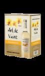 Vin Blanc Chardonnay Art de vivre