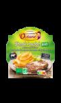 Steak Haché BIO sauce au Poivre Purée de Pommes de terre et Butternut La Cuisine d'Océane