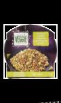 Mélange de lentilles et de légumes cuisinés au lait de coco Carrefour Veggie