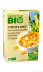 Corn flakes sans sucres ajoutés Carrefour Bio