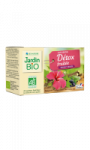 Infusion Détox Fruitée Saveur Cassis Jardin Bio