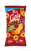 Donuts Noisette Curly