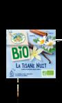La Tisane Nuit Bio La Tisanière