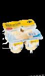 Riz au lait saveur vanille Carrefour