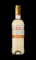 GRAIN DE MUSCAT MOELLEUX 75 cl