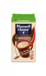 Café Maxwell House Soluble Cappuccino Eco-Recharge