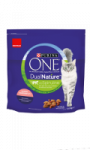 Dual nature saumon Chat Purina