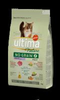Croquette Chat Stérilisé No grain Adult Ultima