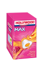 Hollywood Max Splash Framboise Peche