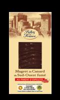 Magret de canard fumé au piment d'espelette Reflets de France