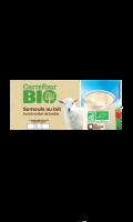 Semoule Nature au Lait de Brebis Carrefour Bio