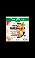Mini rostis pommes de terre emmental Fleury Michon