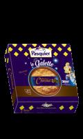 Galette des rois Tentation Chocolat Brioche Pasquier