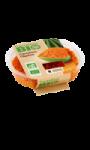 Carottes râpées bio  Carrefour Bio