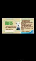Yaourt au lait de brebis sur lit de myrtilles Carrefour Bio
