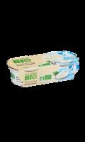 Yaourts à la Grecque nature Carrefour Bio