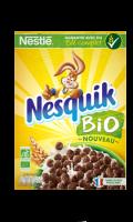 Céréales au chocolat bio Nesquik