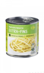 Haricots beurre Carrefour