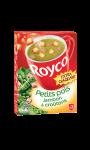 Royco Petits pois jambon & croûtons 3 x 22,4 g