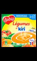 Soupe Légumes et kiri  Liebig