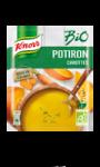 Knorr soupe déshydratée Bio potiron carottes