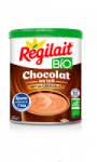 Boisson gourmande Bio, chocolat au lait Régilait