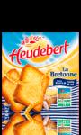 Biscotte La Bretonne Sel de Guérande Heudebert