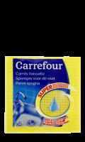 Carrés Vaisselle Carrefour