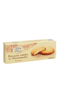 Biscuits sablés de Normandie Reflets de France