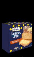 Tartines de Pain Rustique Pasquier
