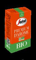 Café Premium d'Arôme Bio Moulu Segafredo