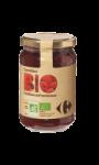 Confiture bio framboise Carrefour Bio