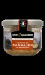 Verrine sanglier au Bergerac Avon & Ragobert