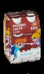 Dessert lacté au chocolat Carrefour