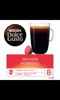 Café Capsules Grand Morning Nescafé Dolce Gusto