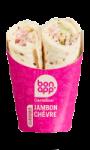 Wrap Jambon Chèvre Carrefour Bon App'
