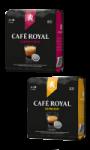Café Royal compatibles système Senseo®* Lungo Forte x36 dosettes
